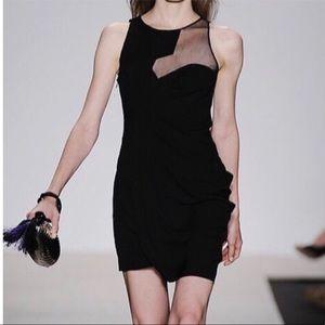 BCBG Maxazria Runway little black dress #72